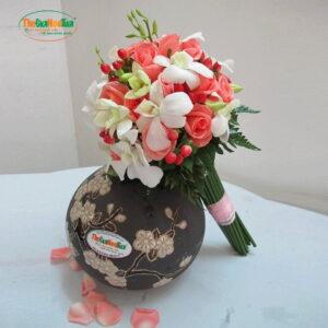Hoa tươi ngày cưới - Tình yêu