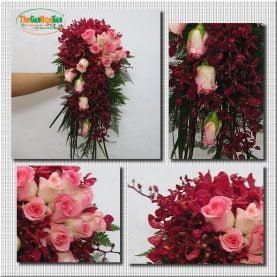 Hoa Cưới - Bó hoa cầm tay cô dâu