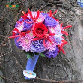 Bó hoa cưới - Hân hoan