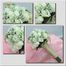 Hoa cưới - Trẻ trung và tinh khiết