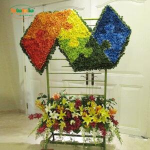 hoa tươi Thiết kế đặc biệt cho doanh nghiệp