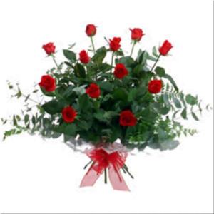 Hoa tươi Australia-02 12 Medium Roses Gift Presentation