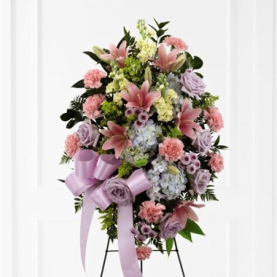 Dịch vụ Gửi Hoa tươi đến Hàn Quốc Hoa tươi Korea-11 Funeral - Spray Arrangement Lưu ý: Hoa tươi dành riêng cho thị trườngHàn Quốc Xem thêm danh mục hoa dành riêng cho thị trường Hàn Quốc: Hàn Quốc