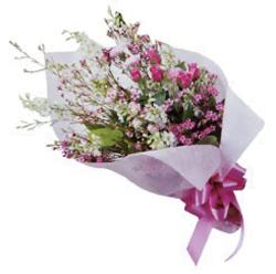 Hoa tươi Japan-04 Seasonal Bouquet(pink and white)
