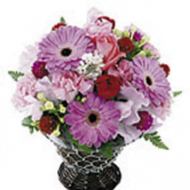 Hoa tươi Japan-05 Seasonal Bouquet(red and pink)