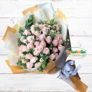 Bó hoa- Tình yêu dịu dàng