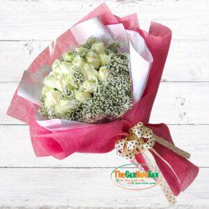 Bó hoa- Điều ngọt ngào nhất