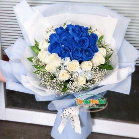 Bó hoa-Vẻ đẹp huyền bí-TGHT-20009