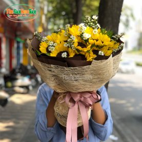 Bó hoa hướng dương - TGHT-0522
