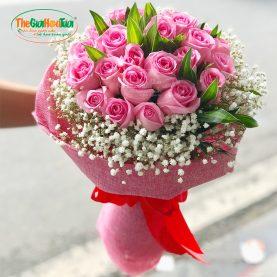 Bó hoa hồng - Gần nhau hơn-TGHT-20033